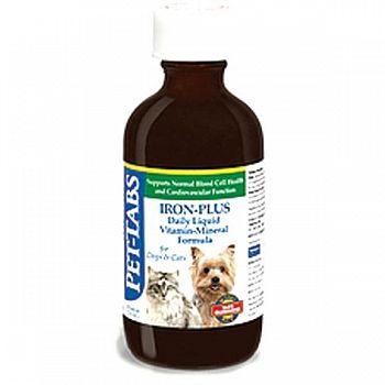 Pet-tabs Iron-plus Liquid Supplement - 4 oz.