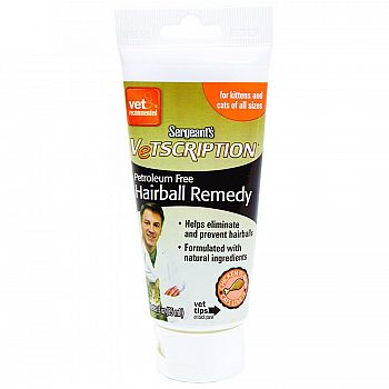 Vetscription Petroleum Free Hairball Remedy
