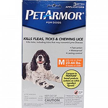 Pet Armor Flea & Tick Topical For Dogs