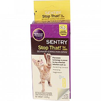 Stop That! Behavior Correction Spray For Cats