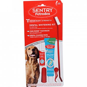 Petrodex Vs Complete Whitening Kit For Dogs