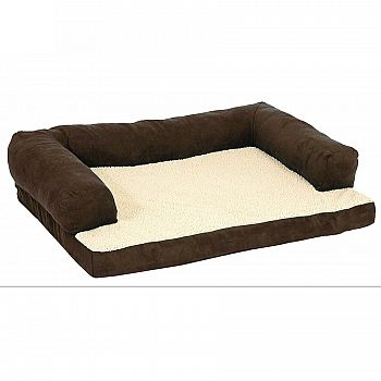 Bolstered Orthopedic Pet Bed - 54 X 34 in.