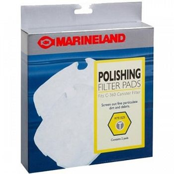 Polishing Filter Pads PCML for 360 Filter - 2 pk