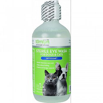 Opticlear Sterile Eye Wash For Dogs And Cats
