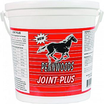 Joint Plus Glucosamine Supplement For Horses  2 POUND