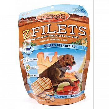 Z-filets Grain-free Filets For Dogs