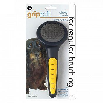 Soft Slicker Dog Brush - Small