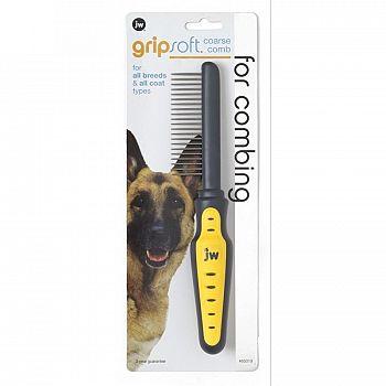 Gripsoft Dog Coarse Comb