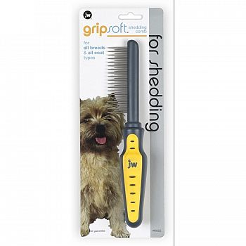 Shedding Comb for Dogs
