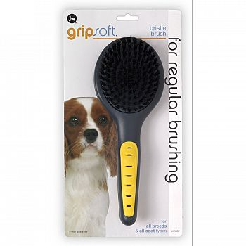 Dog Gripsoft Bristle Brush