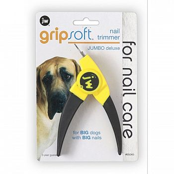 GripSoft Deluxe Nail Trimmer - Jumbo