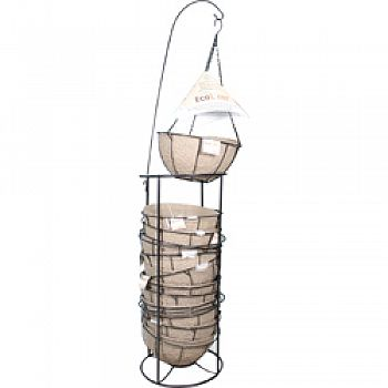 Display Rack Only For 14in Ecoliner With Baskets