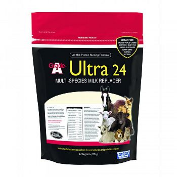 Ultra 24% Milk Replacer - 4 lbs