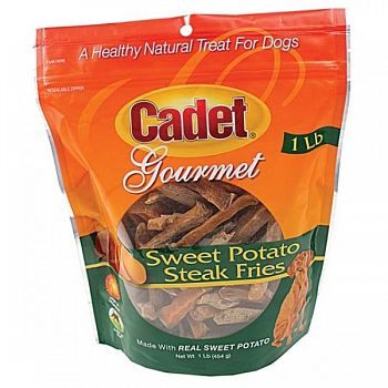 Sweet Potato Dog Steak Fries
