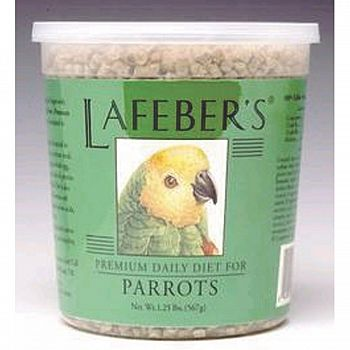 Parrot Premium Pellets