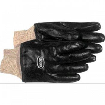 Pvc Coated Knit Wrist Glove (Case of 12)