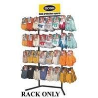 Boss Glove Display Rack MULTICOLORED