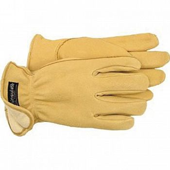 Lined Grain Deerskin Glove (Case of 6)