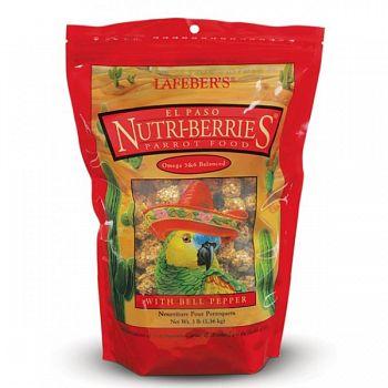 El Paso Nutri-Berries for Parrots 10 oz
