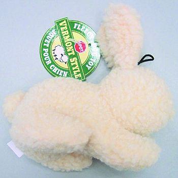 Vermont Fleece Rabbit for Dogs - 9 in.