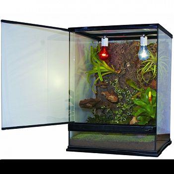 Naturalistic Terrarium 18x18x18 Inch Aquarium Supplies