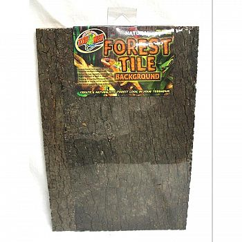 Natural Forest Tile Panel Backgrounds For Terrariums