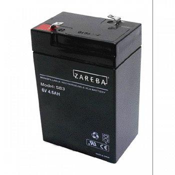Solar Replacement Battery for Zareba Model SP3