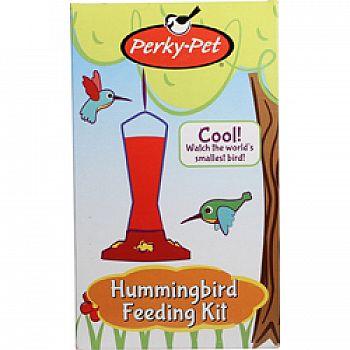 Perky-pet Hummingbird Feeder Kit