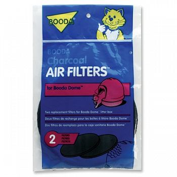 Booda Dome Filter - 2 pack