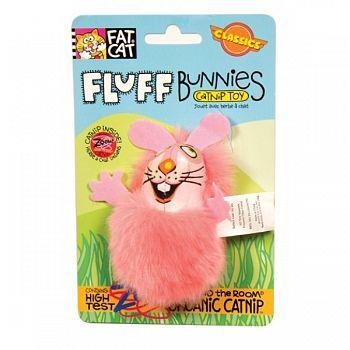 Classic Fluff Bunnies Catnip Toy