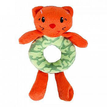Lil Spots Ring Dog Toy - 7.5 in.