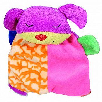 Lil Spots Plush Blanket