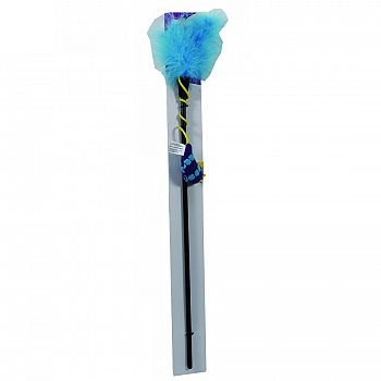 Spot Fun Knits Wand With Fish Cat Toy