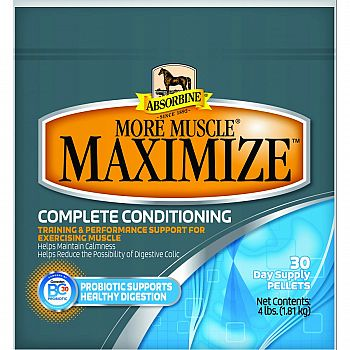 Absorbine More Muscle Maximize 30 Day Supply
