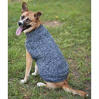 Tonal Marled Dog Sweater