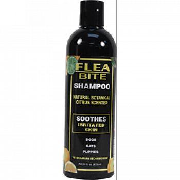 Flea-bite Pet Shampoo With Citrus Scent