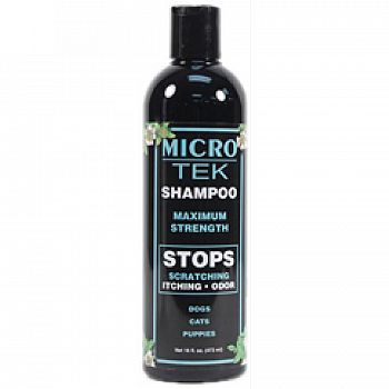 Micro-tek Pet Shampoo
