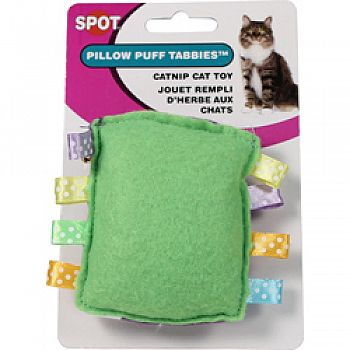 Pillow Puff Tabbie Bar With Nip