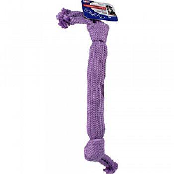 Super Squeak Rope Dog Toy