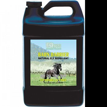 Barn Barrier Natural Fly Repellent  1 GALLON