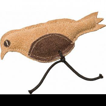 Dura Fuse Leather Bird BROWN 4 INCH