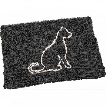Clean Paws Cat Mat GRAY 35X24 INCH