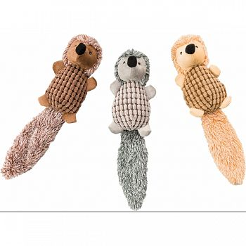 Plush Long Tail Hedgehog ASSORTED 16 INCH