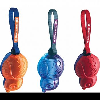 Push To Mute Owl With Strap ASSORTED 6 INCH