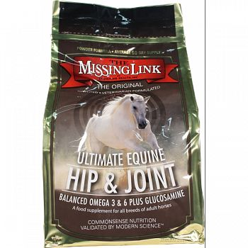 Missing Link Ultimate Equine Hip & Joint  5 POUND