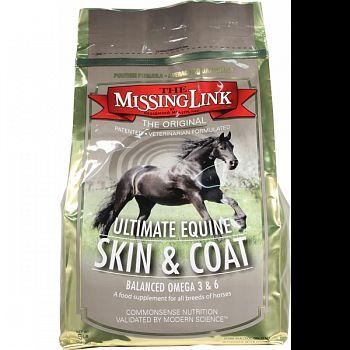 Missing Link Ultimate Equine Skin & Coat  5 POUND