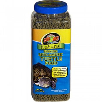 Natural Sinking Mud & Musk Turtle Food