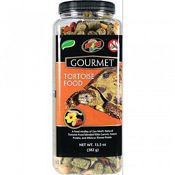 Gourmet Tortoise Food