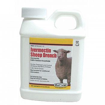 Ivermectin Sheep Drench 8 oz.