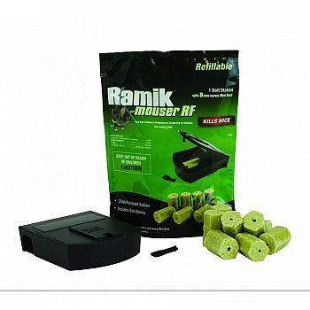 Ramik Refillable Bait Station